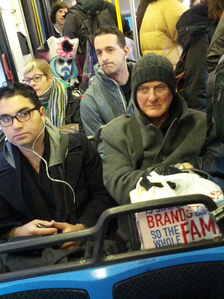 People of the CTA: Funny orInappropriate?