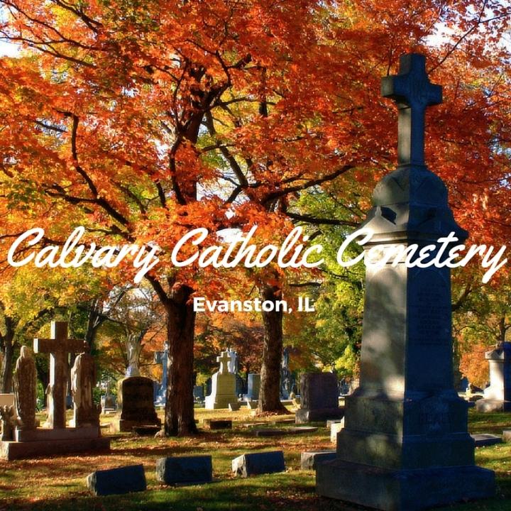 Calvary Catholic Cemetery—Evanston