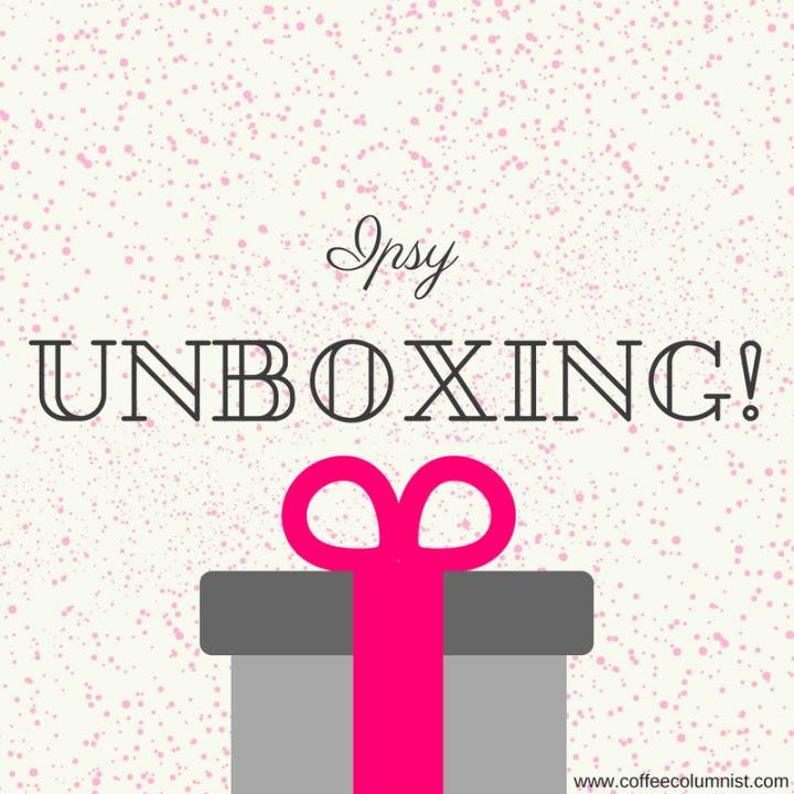 Unboxing My IPSY April 2017 GlamBag!