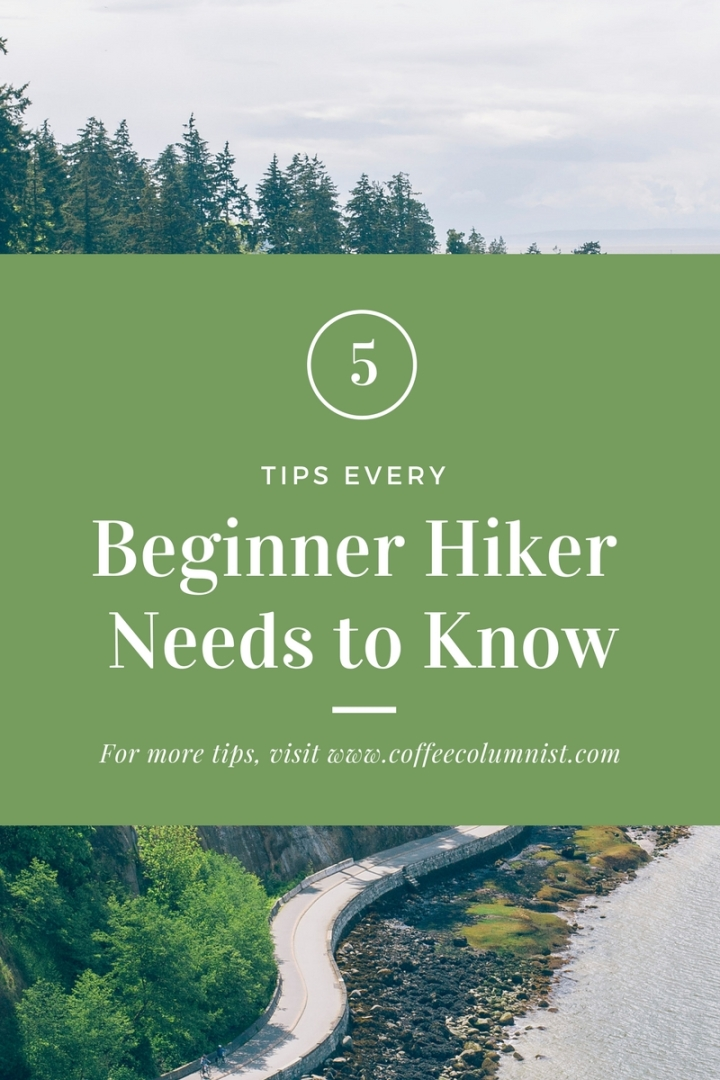 5 Tips Every Beginner Hiker Needs To Know