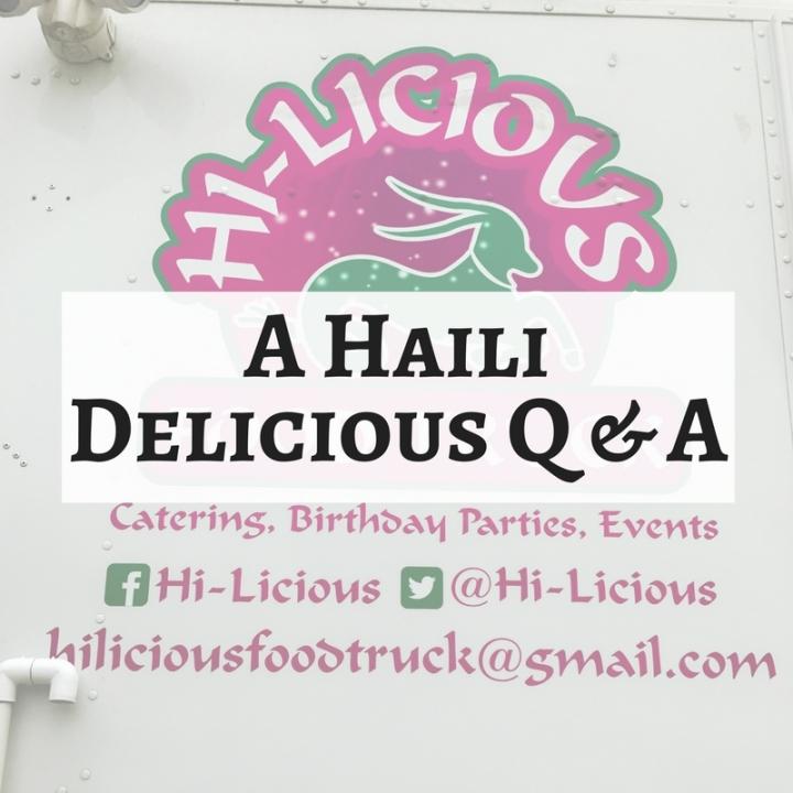 A Haili Delicious Q &A