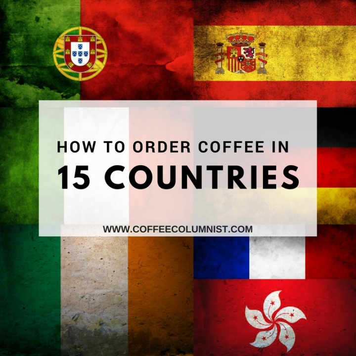How To Order Coffee In 15 Countries