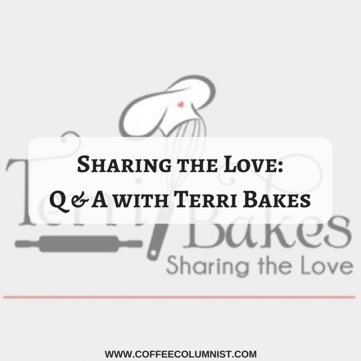 Sharing the Love: A Q & A With Terri Bakes