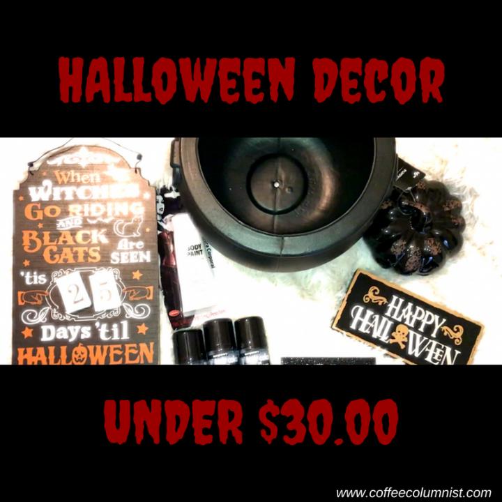 Walmart Halloween Challenge2017