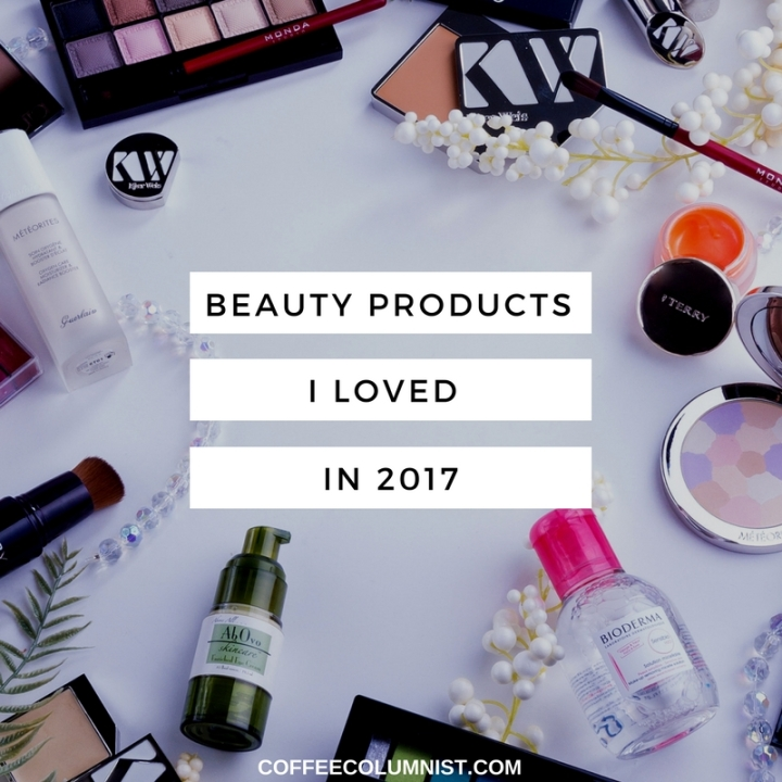 Beauty Products I Loved In 2017!
