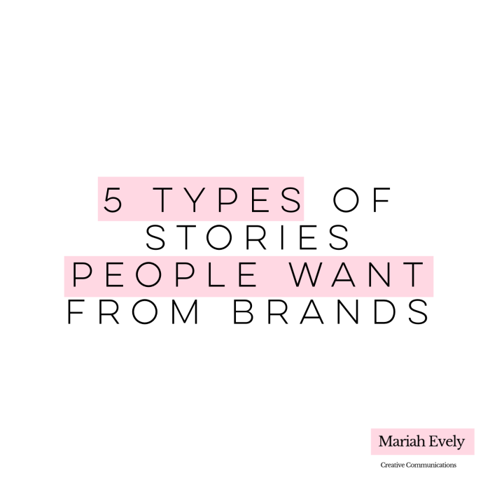 5 Types of Instagram Stories People Want From Brands